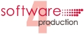 Logo software4production GmbH